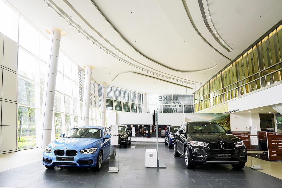 BMW MIỀN TÂY